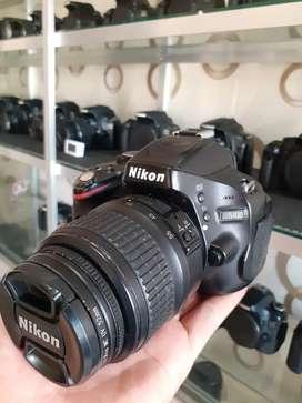 Nikon D5100 mulus banget