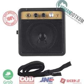 MA-5 MaxP Amplifier Mini Gitar Elektrik 5W 6.35mm Input 1/4 Inch