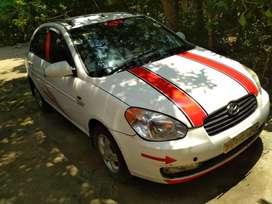 Hyundai Verna i, 2008, Petrol