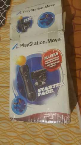 Ps3 move and camera in good condition