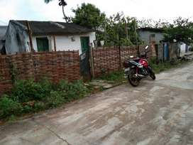 3 cents independent house, two rooms, 5kms from bhadrachalam busstand