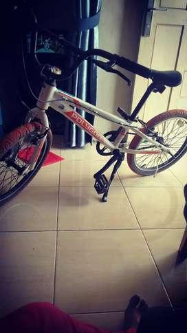 Sepeda BMX Polygon mantap