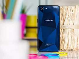REALME1 (4,64) {one year old} in new condition