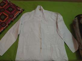 Chemistry Lab Coat White