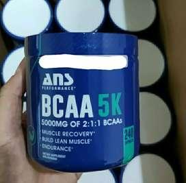 Ans BCAA 5k 240 capsule caps kapsul ( supplemen fitnes )