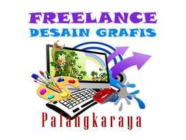Lowongan Desain Grafis Khusus Freelance di Palangkaraya
