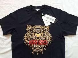 Baju kenzo classic tiger tshirt