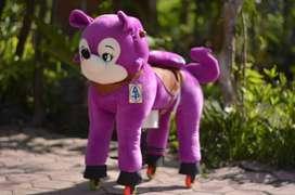 Singa genjot ukuran S pony cyclee