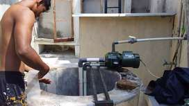 Tukang servis pompa air murah 24 jam/sedot wc/pembuatan sumur bor