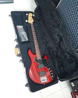 Fender American Deluxe Dimension Bass IV HH Made in USA
