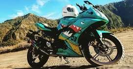 Yamaha R15 Blue 2016