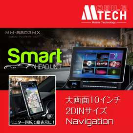 tape mobil head unit japan Android 10inch new garansi