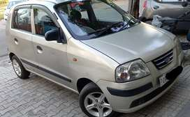 Chandigarh Number Santro Xing for sale