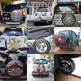 Cover/Sarung Ban Serep Jeep/Rush/Terios No. 71 Vitara Escudo Sidekick
