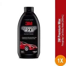 Premium Wax Pengkilap Cat Body 3M