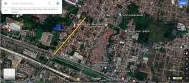 Disewakan Lahan @ Kalimalang -Bekasi, Untuk Industri / Pool Alat Berat