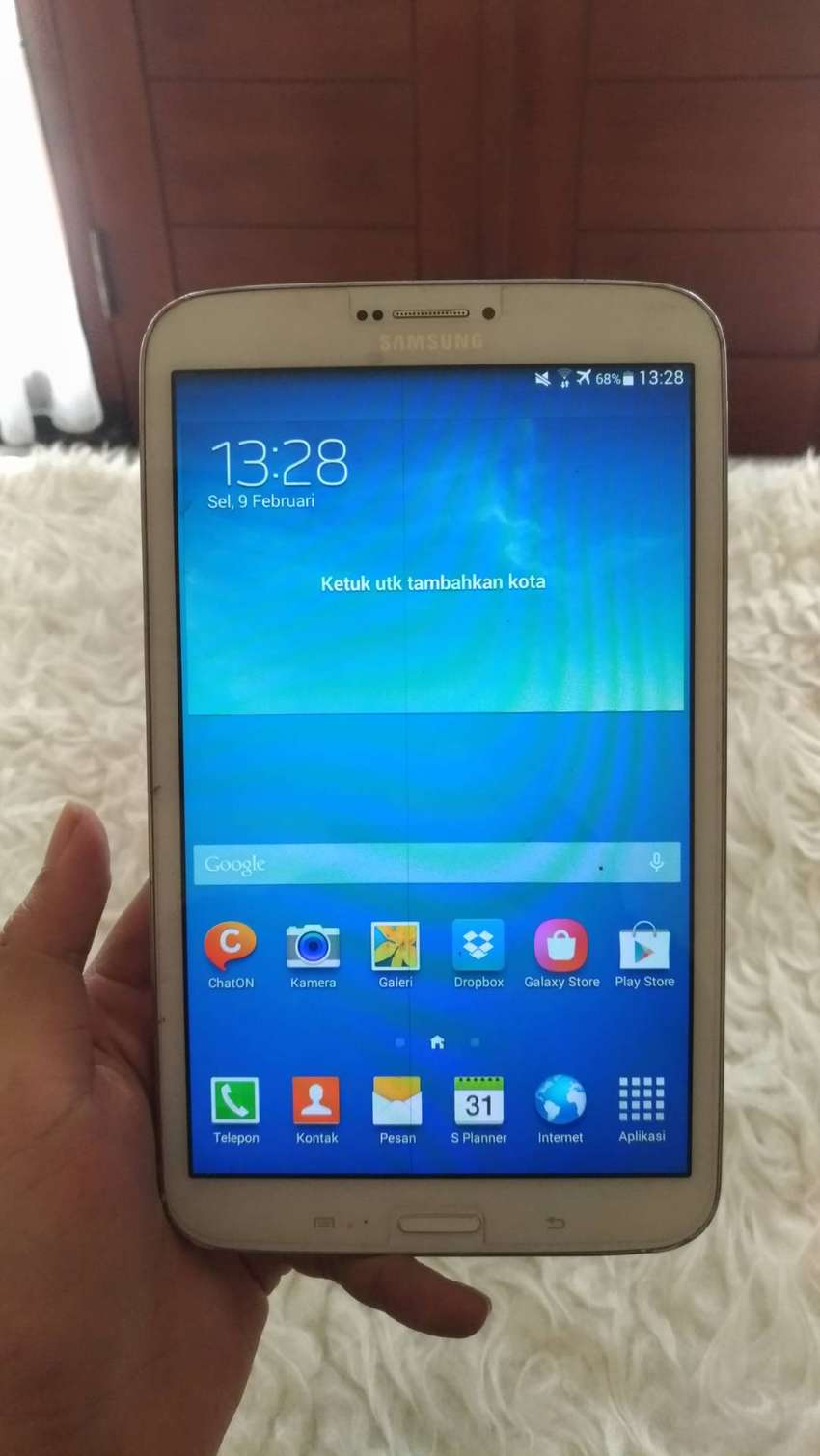 Samsung Galaxy Tab 3 SM-T311 Batangan