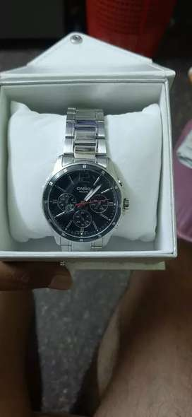 Casio brand new watch imported Japan made