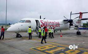 Looking for freshers & experienced people for Spice Jet Airlines  Call 0