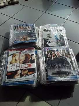 Film DVD Action , Horror dan Drama.
