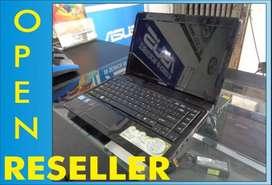 Laptop TOSHIBA SATELLITE L730 Intel Core i3 Bagus - HOT SALE!