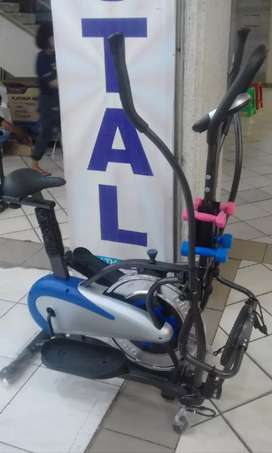 Sepeda statis trackfitt 50 dgrataghasport