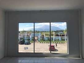 Ruko 2 lantai di tempat wisata jogja eco park view pantai dan merapi