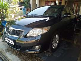FS COROLLA ALTIS V AT 2010