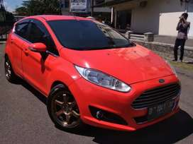 Ford Fiesta S 1.5 AT 2014 Mulus