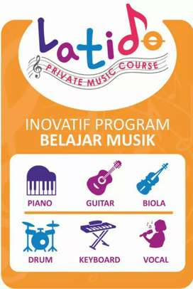 Les private piano,drum,keyboard,vocal dll