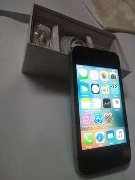 Refurbished I phone 4s 16gb Ravishing