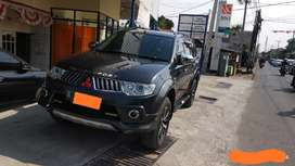 Pajero sport exceed limited
