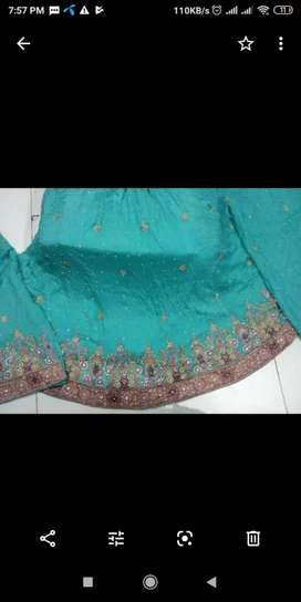 Wedding sharara for sale