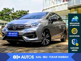 [OLXAutos] Honda Jazz 1.5 RS A/T 2018 Abu - Abu