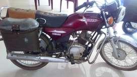 Yamaha Crux 34000 Kms 2010 year