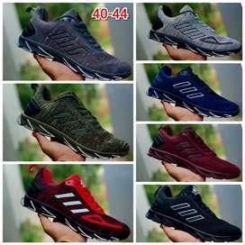 Sepatu Adidas Spring Blade Cowok COD bayar ditempat Tersedia