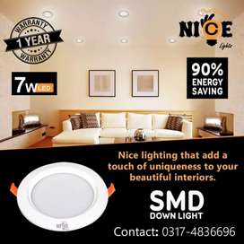 Ceiling lights SMD 7w