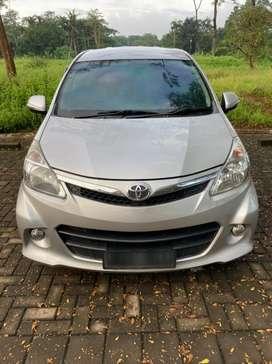 Toyota Avanza Veloz 1.500 CC  Tahun 2014
