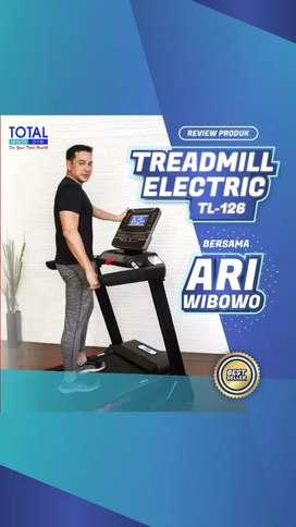 Treadmil  elektrik  Tl 126 big
