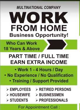 Now In Pune Work From Pune Earn Extra Income