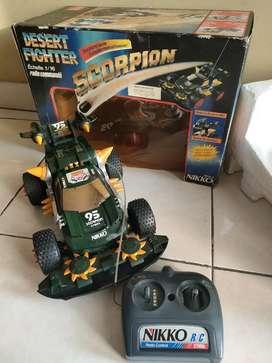 RC Nikko scorpion