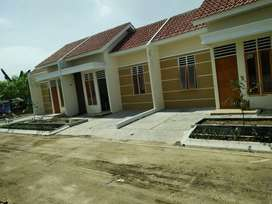 Dikontrak rumah baru