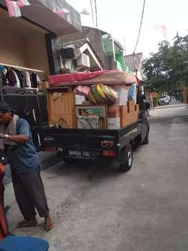 Jasa pindahan sewa pick up dan truk bf