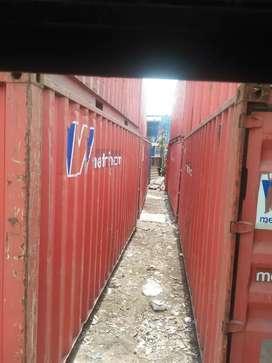 Jkt kontainer termurah dry 20ft 14jt