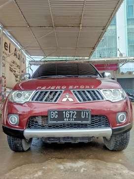 Mitsubishi Pajero sport Exceed A/T Tahun 2012 Super Macan ORISINIL