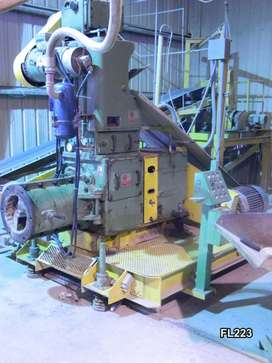 Brick making plant