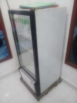 Western fridge