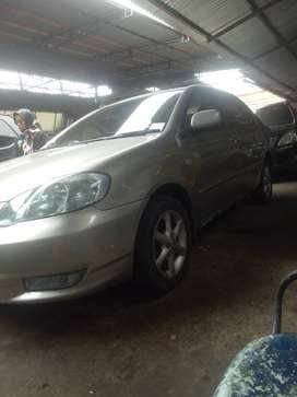 Altis G manual mantap
