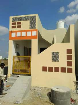 Low budget houses our dream home come to veppampattu MSB developers