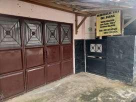 Rumah dan Kontrakan Kampung 3 Kamar, 5 Kamar Mandi, 2 Kontrakan SHM